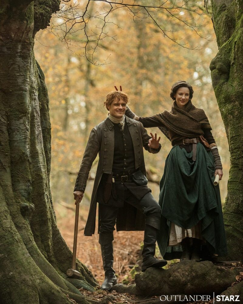 Outlander Cast Wraps Filming For Season 4 Nerds And Beyond