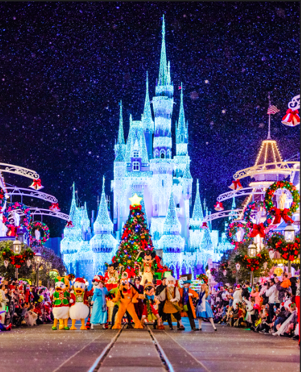 Christmas Coming Early To Disney World This November Nerds And Beyond