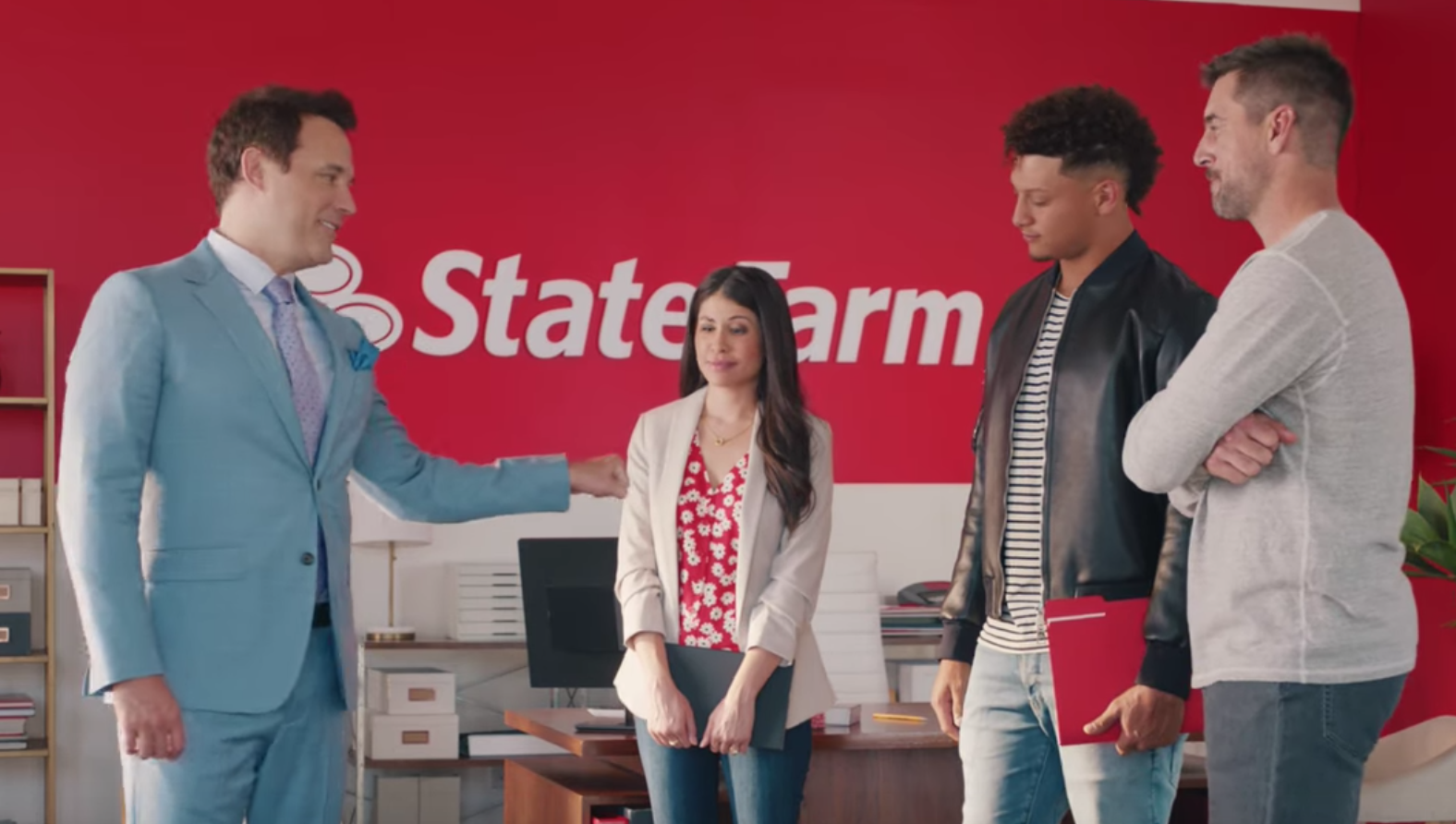 Woman Farmers Insurance Commercial Actress   See More...