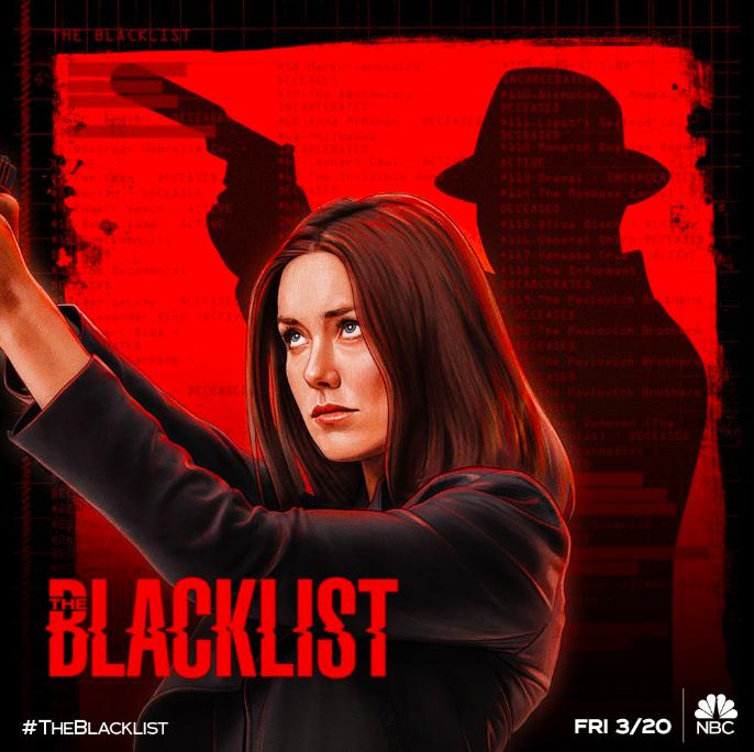 The Blacklist Season 8 Poster